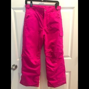 Girls Size 12/14 Columbia Snow Pants